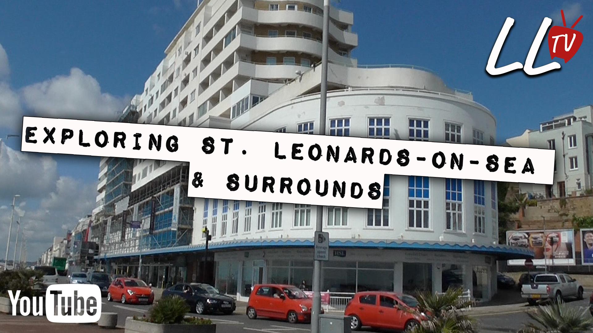 Exploring St. Leonards-on-Sea & Surrounds